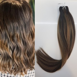 Californianas CAFE 60 cm largo