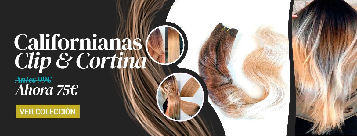 Californianas Clip y Cortina